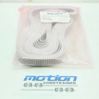 6 THK GL20 Linear Actuator Timing Belts AT5 Pitch 25mm Width 90 Length New 181474200018