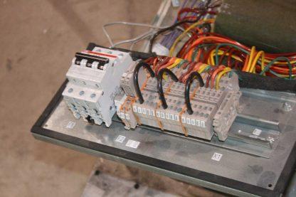 ABB Noratel 3HAC 6162 1 Three Phase Transformer ABB IRB 1400 Robot Used 172193965458 4