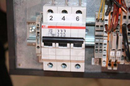 ABB Noratel 3HAC 6162 1 Three Phase Transformer ABB IRB 1400 Robot Used 172193965458 5