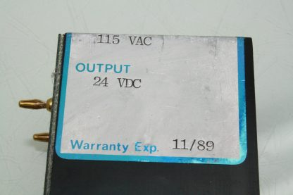 AGM Electronics TA 4552 Power Supply 115V AC 24V DC Output Signal Conditioning Used 172124059038 3