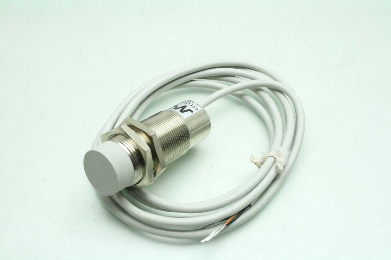 Automation Direct CT1-CP-2A Capacitive Proximity Sensor 20mm Detecting  Distance - Used