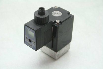Burkert 2835 A 60 FKM AL 22 Way Solenoid Control Valve 8605 Digital Control Used 172158110608 2