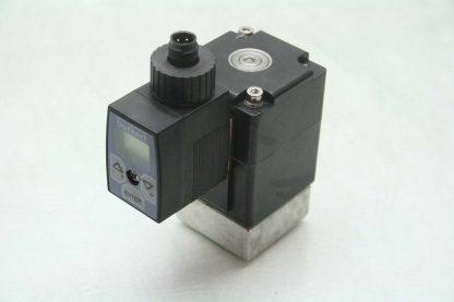 Burkert 2835 A 60 FKM AL 22 Way Solenoid Control Valve 8605 Digital Control Used 172158110608