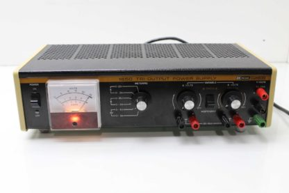 Dynascan Corp 1650 Triple Output DC Power Supply BK Precision 117 Volts Used 183444539388