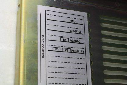 Evac Rack Mount PCB Enclosure 88 10 03 EC Power 14 Slot SIO Tool Connection Used 171302673378 4