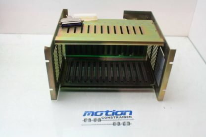Evac Rack Mount PCB Enclosure 88 10 03 EC Power 14 Slot SIO Tool Connection Used 171302673378