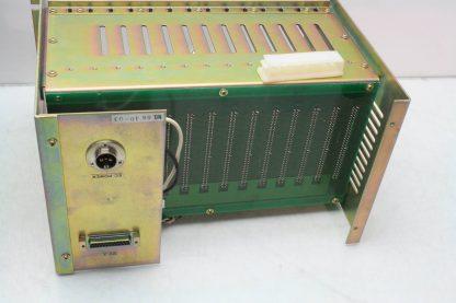 Evac Rack Mount PCB Enclosure 88 10 03 EC Power 14 Slot SIO Tool Connection Used 171302673378 5