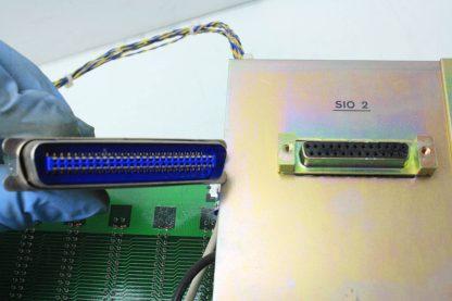 Evac Rack Mount PCB Enclosure 88 10 03 EC Power 14 Slot SIO Tool Connection Used 171302673378 6
