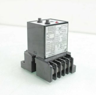 Fuji Electric EL40PO Earth Leakage Protective Relay Ground Fault Monitor Used 172522134358
