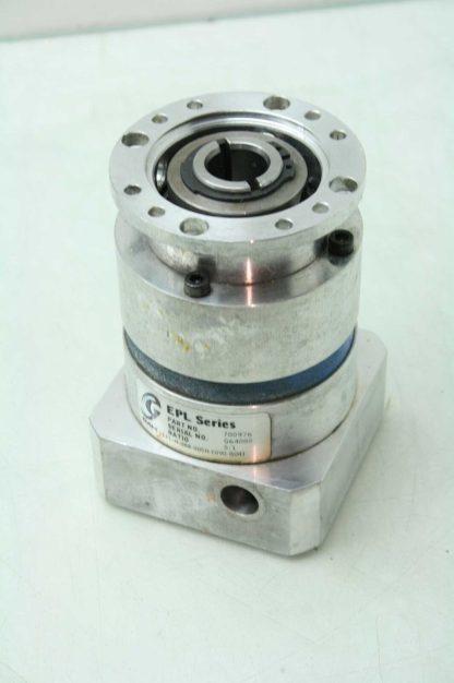 Gam Gear EPL H 084 005H 090 B04 Planetary Servo Gear Reducer 51 Ratio 19mm Used 172264287298