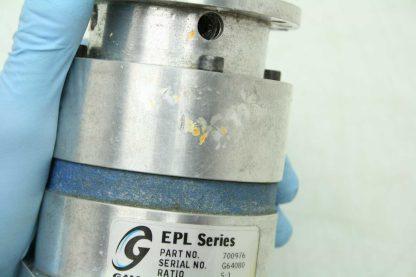 Gam Gear EPL H 084 005H 090 B04 Planetary Servo Gear Reducer 51 Ratio 19mm Used 172264287298 6