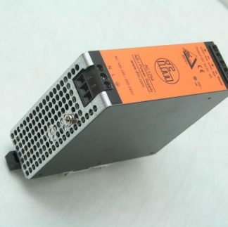 IFM AC1254 AS i Power Supply 305V DC Output DIN Rail 120240VAC In Used 182093168528