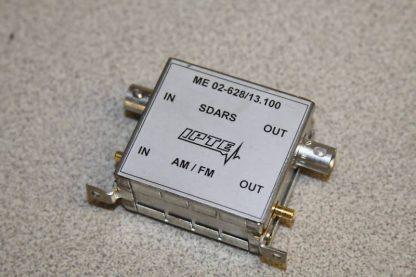 IPTE ME 02 62813100 SDARS AM FM Filter Modulator Unit Used 172124059028
