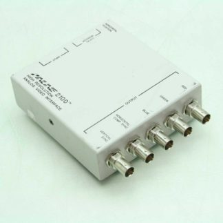 Inline 2100 High Resolution Analog Video Interface 400MHz Bandwidth Used 182232587858