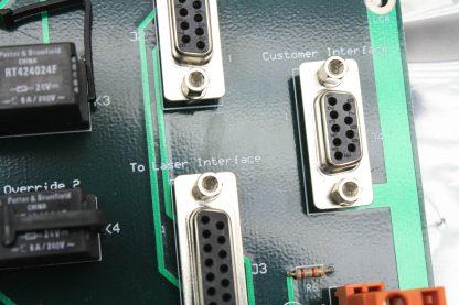 JPSA PV 5000 Laser Scribe Control Board UL 94V 0 Used 171419866298 12