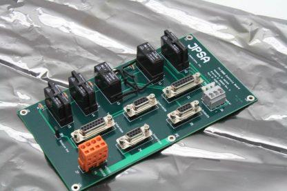 JPSA PV 5000 Laser Scribe Control Board UL 94V 0 Used 171419866298 3