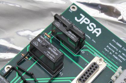 JPSA PV 5000 Laser Scribe Control Board UL 94V 0 Used 171419866298 8