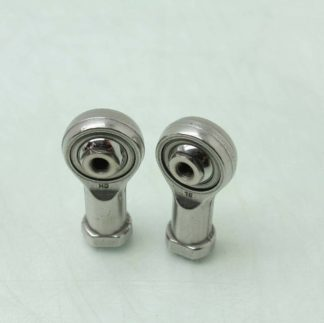 Lot of 2 Fluro GISW 12 HD Rod Ends Female M12 Threads Used 171969995668