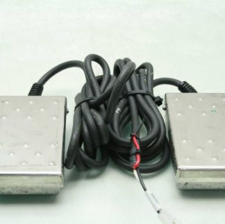 Lot of 2 Ojiden Osaka Jido Denki OFL VGS S6 Foot Switches 01 A 30VDC Used 183114941518