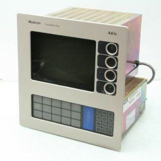 Modicon MM PMA2 300 PanelMate 2000 30 PG 92 00808 00 PS Monitor and Frame For parts or not working 171826350338
