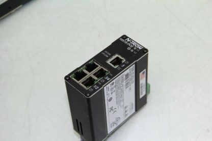 N Tron 105TX POE Industrial Ethernet Switch 5 Port with POE IEEE 8023 8023af Used 172097669818