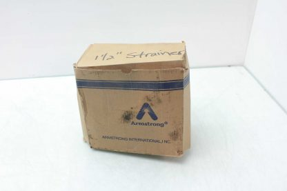 New Armstrong 1 12 CA1SC Y Type Strainer 1 12 NPT 250 PSIG New other see details 172086071138 2