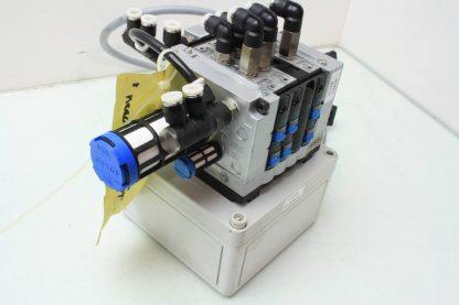 New Festo 4 Slot Manifold CPE14 M1H 3 OL 18 Pneumatic Solenoid Valves CPV 14 VI New 171271397818 20