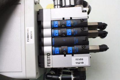 New Festo 4 Slot Manifold CPE14 M1H 3 OL 18 Pneumatic Solenoid Valves CPV 14 VI New 171271397818 3
