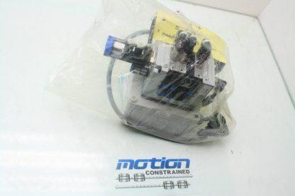 New Festo 4 Slot Manifold CPE14 M1H 3 OL 18 Pneumatic Solenoid Valves CPV 14 VI New 171271397818 7