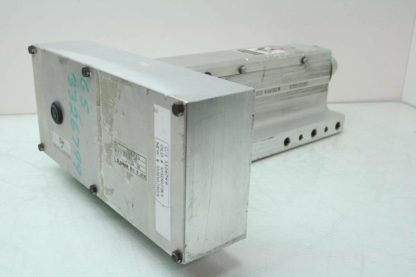 Obara 105D0218L Electric Cylinder Welding Positioner Ball Screw Actuator 160mm Used 171747181408 2