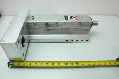 Obara 105D0218L Electric Cylinder Welding Positioner Ball Screw Actuator 160mm Used 171747181408 24