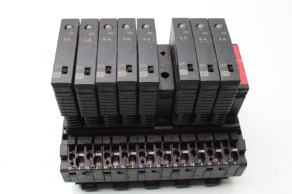 Phoenix Contact ECP E3 3A 4A And 6A Circuit Breaker With TMCP SB Signal Bridge Used 172121795048 2