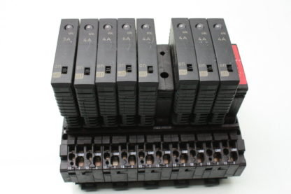 Phoenix Contact ECP E3 3A 4A And 6A Circuit Breaker With TMCP SB Signal Bridge Used 172121795048