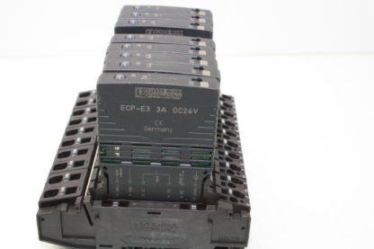 Phoenix Contact ECP E3 3A 4A And 6A Circuit Breaker With TMCP SB Signal Bridge Used 172121795048 5