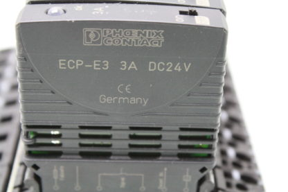 Phoenix Contact ECP E3 3A 4A And 6A Circuit Breaker With TMCP SB Signal Bridge Used 172121795048 6