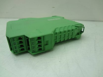 Phoenix Contact PSR SCP 24UCURM5X12X2 24V ACDC Emergency Safety Relay Used 172199789433 8