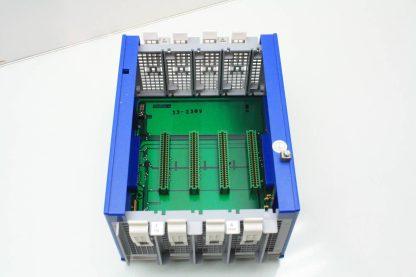 Schleicher P02 GS 10 1 Logic Controller IO Rack Used 171328751208 3