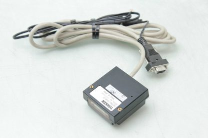 Tohken TFIR 31U 1 Fixed 2 Dimensional Compact Barcode Reader USB RS 232 Used 172602691988 16