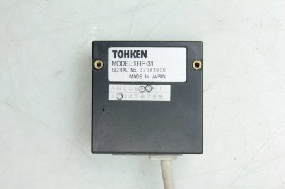 Tohken TFIR 31U 1 Fixed 2 Dimensional Compact Barcode Reader USB RS 232 Used 172602691988 17