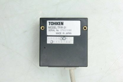 Tohken TFIR 31U 1 Fixed 2 Dimensional Compact Barcode Reader USB RS 232 Used 172602691988 2