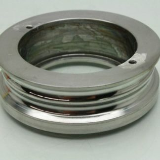 Vacuum O Ring Pipe Flange Valve Stainless Reducer 50mm Used 182045341978
