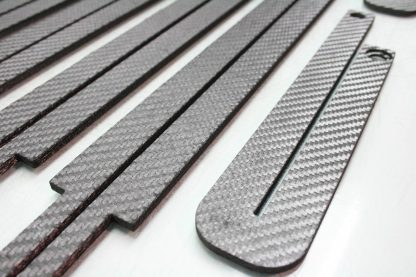 17 Carbon Fiber Plates CFC Heater Strips 23 x 1 12 x 316 New other see details 172814200303 9