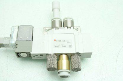 2 SMC SY3120 6LZ C6 F2 Solenoid Valves Used 172887495689 17