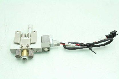 2 SMC SY3120 6LZ C6 F2 Solenoid Valves Used 172887495689 20