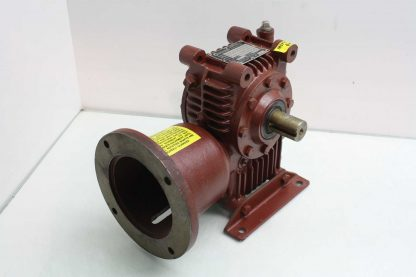 Ex Cell O Corporation MHU20 2 Right Angle Worm Gear Reducer 201 Ratio Nema 56C New other see details 172053416369 3