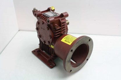 Ex Cell O Corporation MHU20 2 Right Angle Worm Gear Reducer 201 Ratio Nema 56C New other see details 172053416369 4