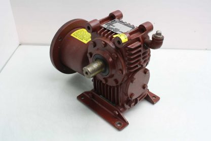 Ex Cell O Corporation MHU20 2 Right Angle Worm Gear Reducer 201 Ratio Nema 56C New other see details 172053416369 6