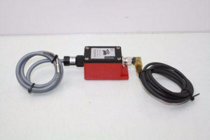 IPF Electronic Fiber Optic Sensor w Amp M12 OL400321 W LT 06 03 11 cables Used 172121795139