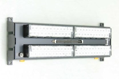 Interface TNS 9600 Vertical 96 Pin SCSI Connector Terminal Block Breakout Board Used 172600794499 2