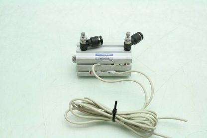 Koganei CDAS20x35 R Pneumatic Jig Air Cylinder 20mm Bore x 35mm Stroke ZE155 Used 172598713719 17